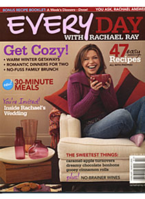 Everyday with Rachel Ray Feb/March 2006